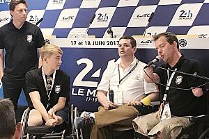 Le Mans Breaking news Monger joins Sausset for planned Le Mans 2020 programme