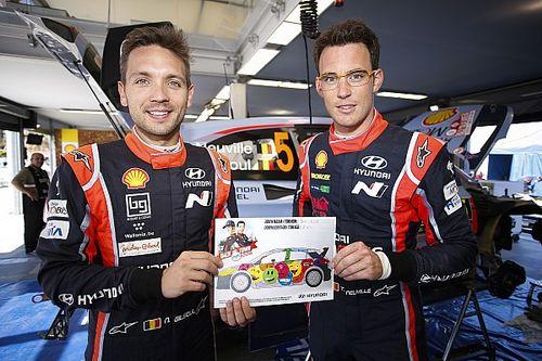 Suivez Neuville et le Rallye d'Ypres en images sur Motorsport.com