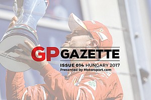 Formula 1 Breaking news Hungarian GP: Issue #14 of GP Gazette now online