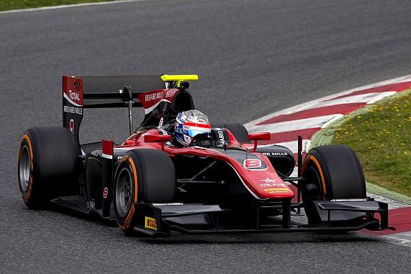 FIA F2 Laporan tes Alex Albon tercepat pada hari kedua tes pramusim, Gelael P17