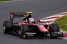 FIA F2 Элбон стал лучшим во второй день тестов Формулы 2