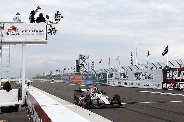 IndyCar 【インディカー】開幕戦:ブルデー最後尾から優勝。琢磨悔しい5位