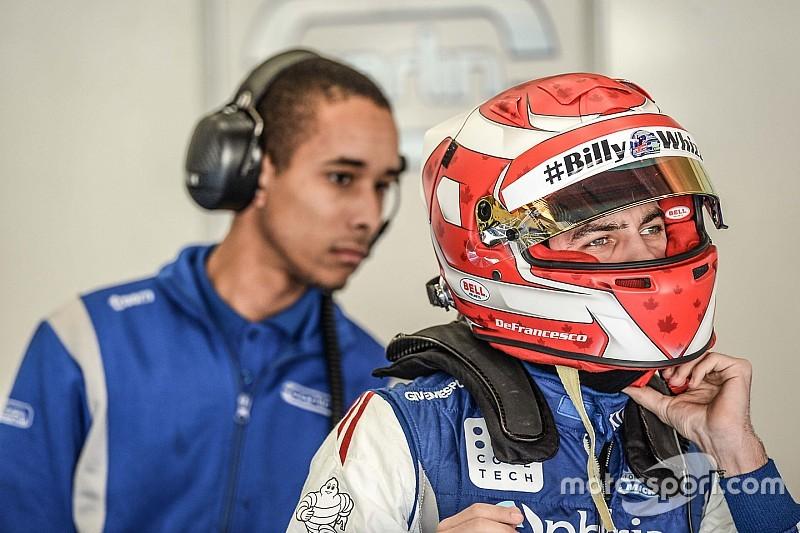 DeFrancesco to make European F3 debut with Carlin