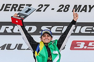 Formula V8 3.5 Chronique Chronique Fittipaldi - De Game of Thrones à la victoire