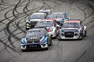 Rallycross-WM News WRX Riga: Petter Solberg doch schwerer verletzt