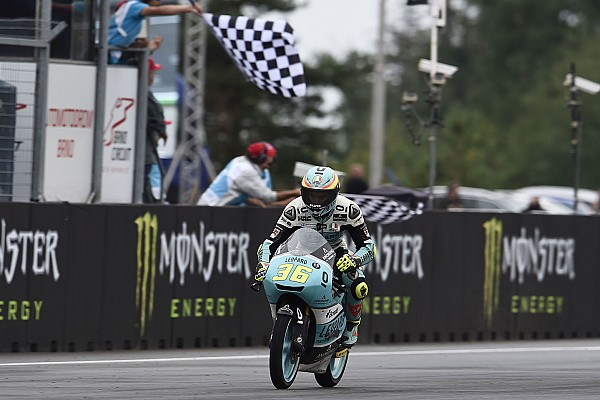 Moto3 Rep. Ceko: Mir buktikan performa brilian