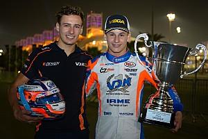 Kart Interview Victor Martins: The karting prodigy being likened to Vandoorne