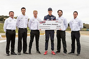 USF2000 Breaking news Shootout winner Askew aiming for USF2000 title in 2017