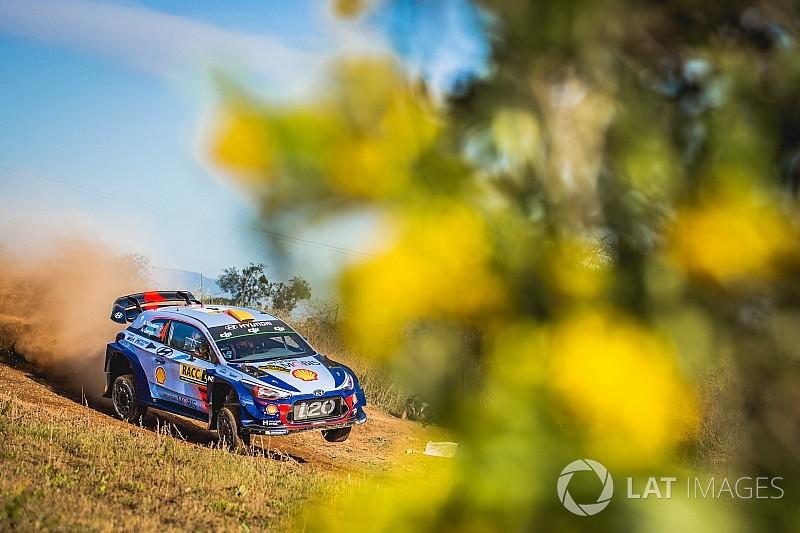Rallye Spanien: Mikkelsen führt bei Hyundai-Einstand heiße WRC-Schlacht an