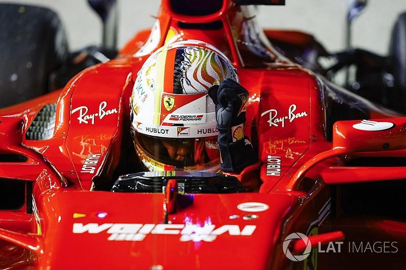 Vettel: Şampiyon olacağıma inanıyorum