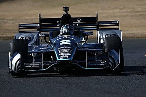 IndyCar Practice report Sonoma IndyCar: Newgarden on top in opening practice
