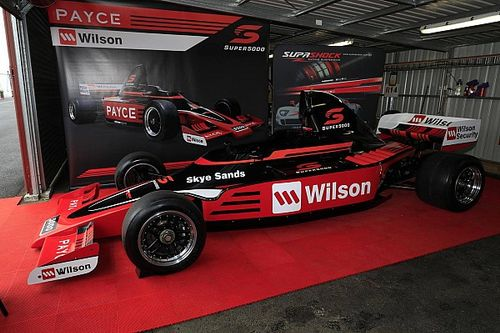 Supercars team owner buys first Super5000 car