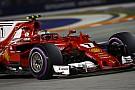 Forma-1 Räikkönen szerint csak a média állítja azt, hogy a Ferrari nehéz versenyek előtt áll
