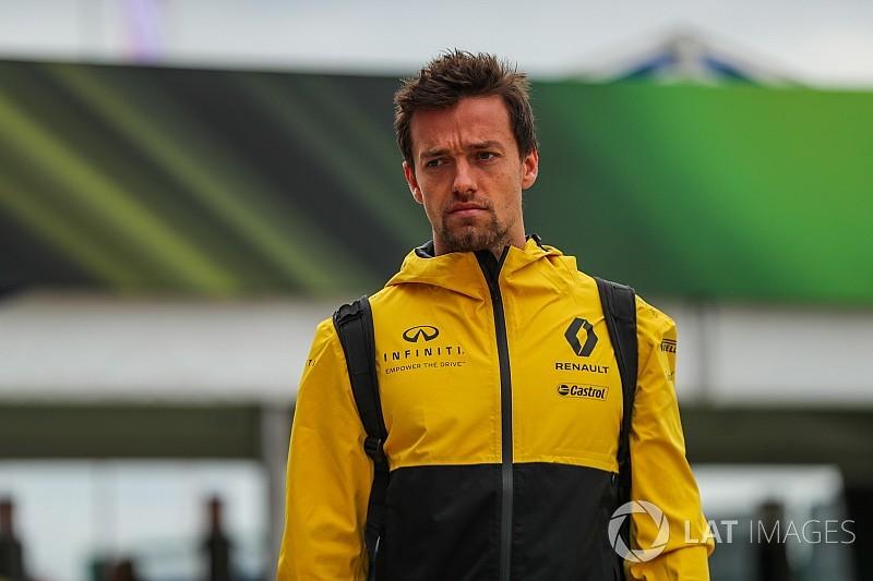 Renault desmente rumores de saída de Palmer no GP da Hungria