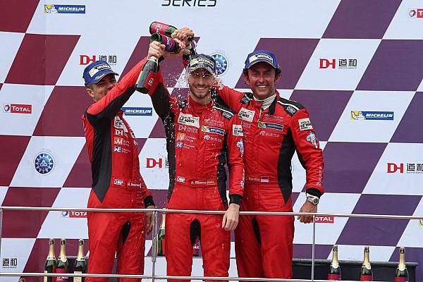 Alex Riberas, subcampeón de las Asian Le Mans Series