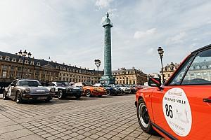 Retro Raceverslag Porsche-dames Castelain en Wante zegevieren in Rallye des Princesses