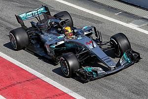 Формула 1 Новость Хэмилтон: Наша машина даже выглядит в тысячу раз лучше остальных