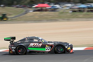 Endurance Race report Bathurst 12 Hour: Mercedes and Ferrari fighting it out at half-way mark
