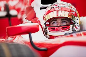 FIA F2 フリー走行レポート 【F2】シルバーストンFP:プレマのルクレール首位。松下14番手