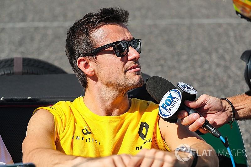 Palmer: Legalább jókor távozom a Renault-tól