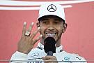 فورمولا 1 باتون: هاميلتون يجني الآن ثمار حظه السيء في 2016