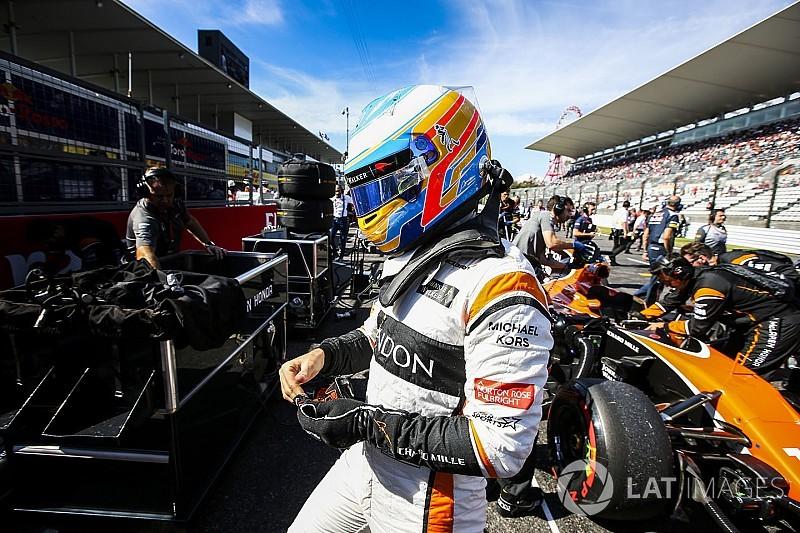 """Alonso a világ legjobb versenyzője akar lenni: """"Minden lehetőségem megvan még"""""""