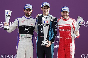 Formula E Reporte de la carrera Buemi gana en París seguido por