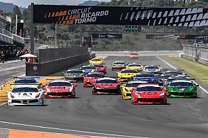 Ferrari Gara Leimer, Nelson e Laursen inaugurano l'era 488 a Valencia