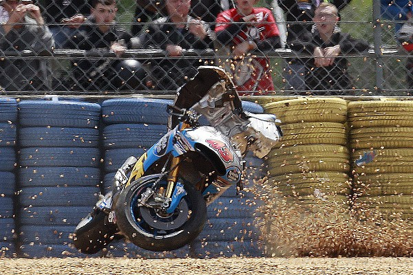 MotoGP Jack Miller nach MotoGP-Crash: