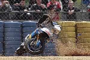 MotoGP 速報ニュース 【MotoGP】ロレンソ「神からの警告だ」とミラーのクラッシュを語る