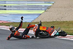 Moto3 Nieuws Bendsneyder tevreden na zesde plaats ondanks valpartij