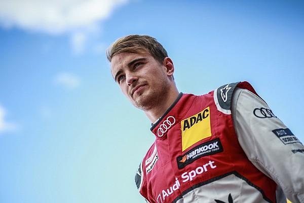 Rallycross-WM in Loheac: Nico Müller gibt sein WRX-Debüt