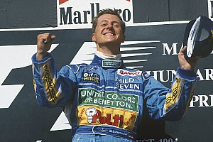 F1 Top List GALERÍA: todos los ganadores en Hungría desde 1986