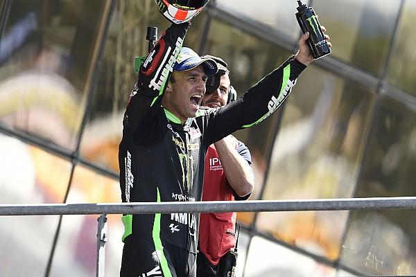 MotoGP Son dakika Zarco, lider giderken Katar'daki kazayı hatırlamış