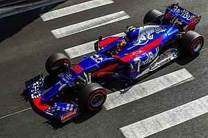 Formula 1 Ultime notizie La Toro Rosso vola nelle Libere 2 di Monaco: Kvyat 4° e Sainz 5°