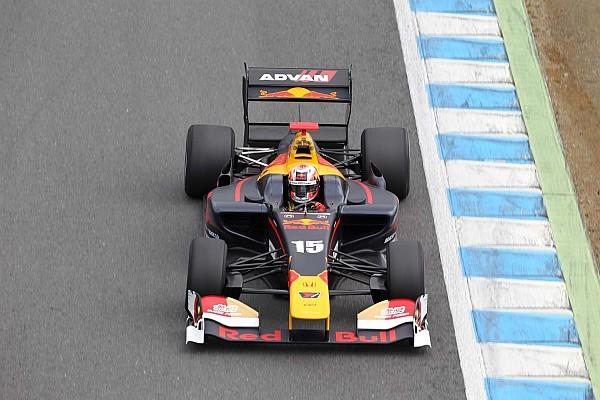 Super Formula Race report Motegi Super Formula: Gasly snatches maiden win from Kobayashi