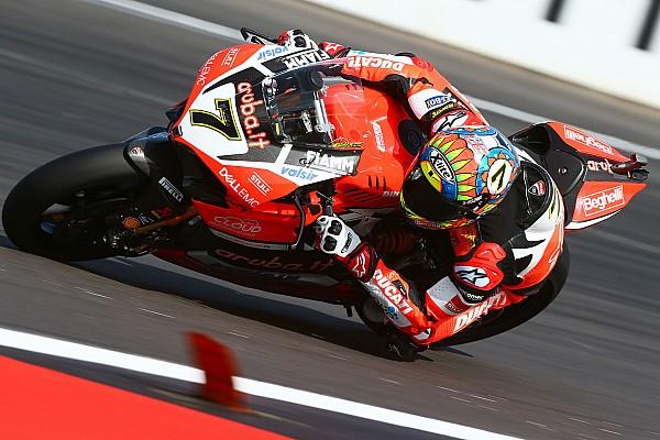 WSBK Gara Lausitzring, Gara1: esultano Davies e la Ducati. Battuto Rea