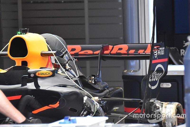 Eltérő beállításokkal megy Belgiumban Verstappen és Ricciardo