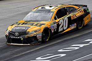 NASCAR Cup Race report Kenseth takes Stage 2 win at Bristol