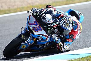 Moto2 Race report Jerez Moto2: Marquez takes maiden win as Morbidelli crashes