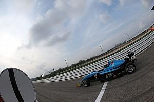 Formula 4 Interview Giacomo Bianchi :