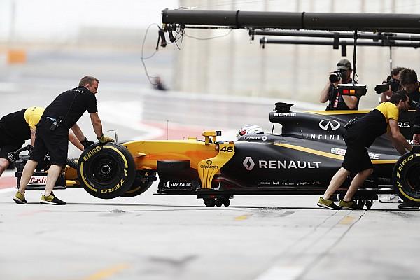 Формула 1 «Думал, привыкать придется дольше». Сироткин о первых тестах на R.S.17
