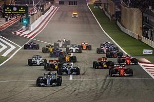 Formule 1 Special feature Hoe laat begint de F1 Grand Prix van Bahrein?