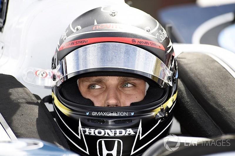 """Chilton: """"Sabit fikirli"""" F1 takımları IndyCar sürücülerine de bakmalı"""