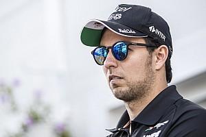 Pérez cree que este año habrá safety car en Bakú