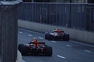 Forma-1 BRÉKING Így csapta neki a falnak Ricciardo a Red Bullt Bakuban