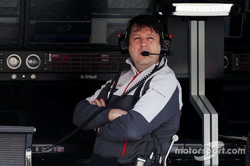 Haas F1 sporting director O'Neill to leave team