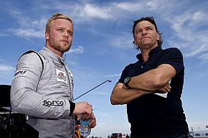 IndyCar 速報ニュース ステファン・ヨハンソンのコラム:第2回ディクソンとローゼンクビスト