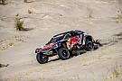 Dakar Carlos Sainz übersteht Getriebeprobleme bei der Rallye Dakar