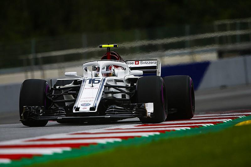 Ericsson ve Leclerc, Avusturya GP'sinden umutlu
